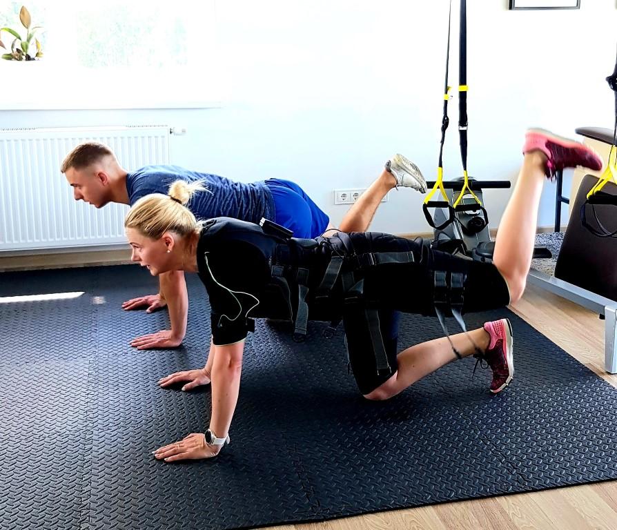 EMS Asmenine treniruote
